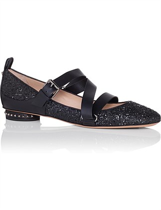 Nw1s0c91 Qli Glitter Balletina With Straps 15