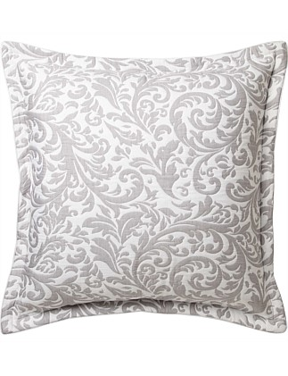 NEWBURY SILVER EUROPEAN PILLOWCASE