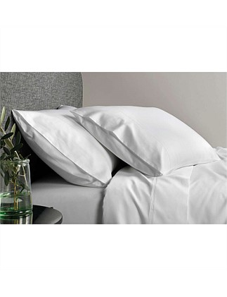 600tc Egyptian Blend Standard Pillowcase - Pair