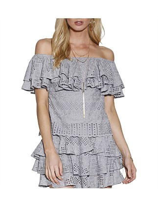 Sundown Frill Top