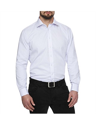 Dobby Dash Classic Fit Shirt