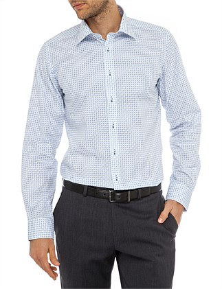 Amalfi Print Slim Fit Shirt