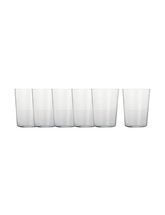 Mansion Tall Tumbler Set Of 6