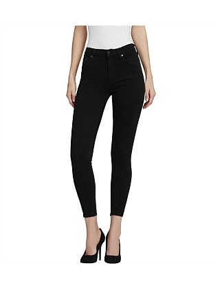 Rocket High Rise Crop Skinny Jean