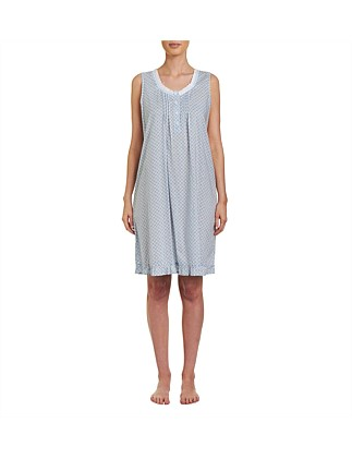 Lori Sleeveless Short Nightie