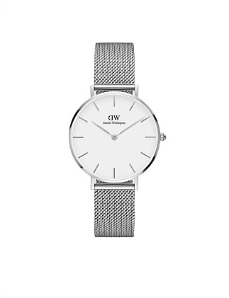 Classic Petite Watches - White Dial 32mm