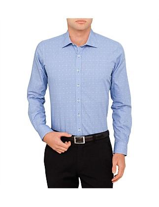 b5a916a9bc Ufo Dobby Slim Fit Shirt