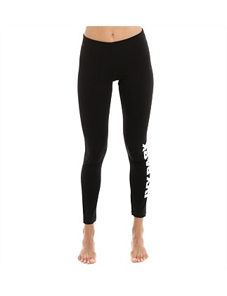 Logo Ankle Legging