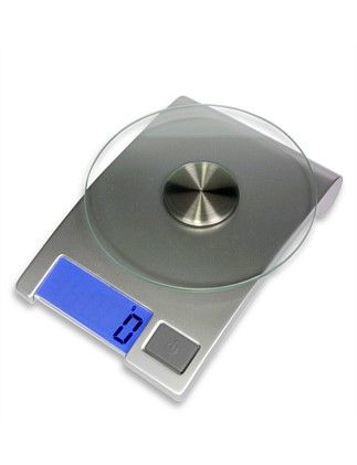 Glass Electronic Kitchen Scale