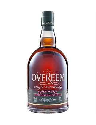 Overeem Single Malt Port Cask 60% ABV