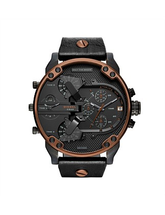 Diesel Daddy Series Black Watch