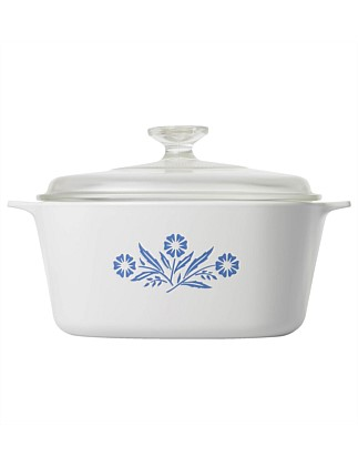 1.5l Covered Casserole Pyroceram