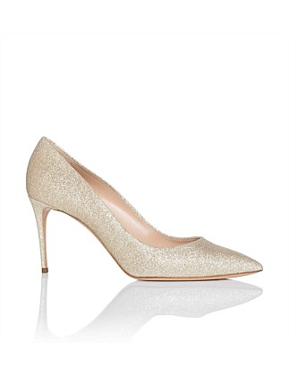 Perfect Pump With Glitter
