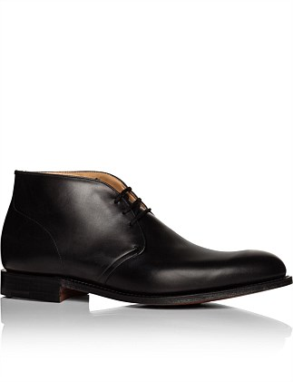 Amsterdam Calf Leather Chukka Boot