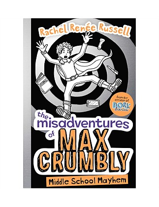 Misadventures Of Max Crumbly #2