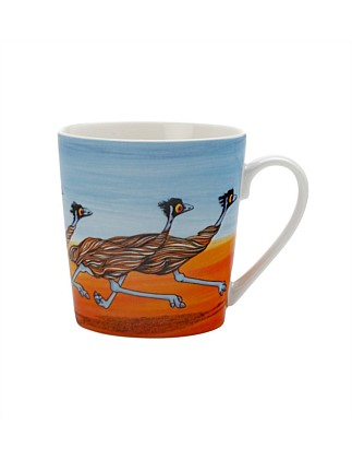 This Is Australia Emu Mug