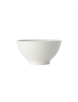 White Basics New Rice Bowl 15cm
