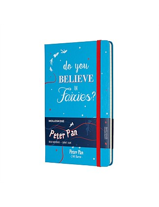 Peter Pan Notebook, Large, Ruled