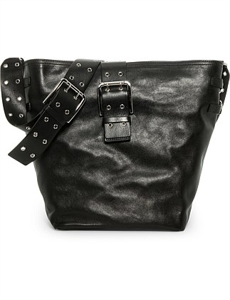 Hobo Cross Bodywith Eyelet Strap