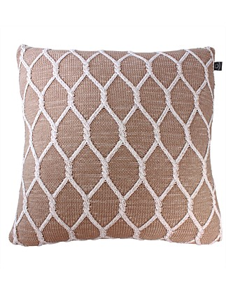 Twisted Cable Cushion Cushion