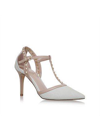 Carvela-Kankan-Cream- Court Shoe
