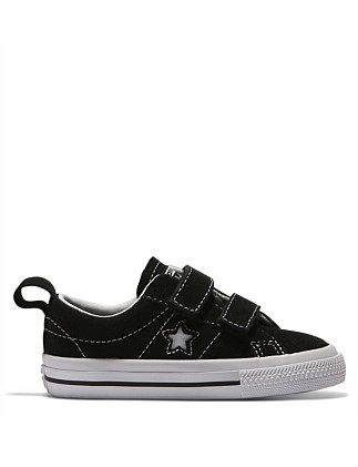 Inf Con One Star 2v Suede Low