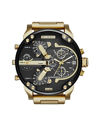 Mr Daddy 2.0 Gold-Tone Watch