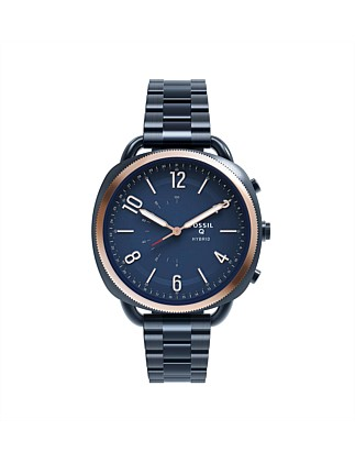 Accomplice Blue Hybrid Smartwatch