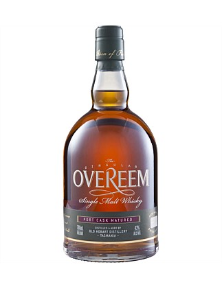 Overeem Single Malt Port Cask 43% ABV
