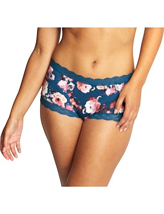 PARISIENNE VINTAGE PRINT FULL BRIEF