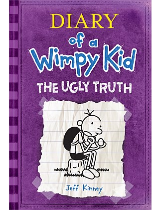 The Ugly Truth - Diary of A Wimpy Kid Book 5