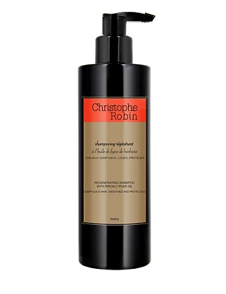 Regenerating shampoo with rare prickly pear oil 400m l