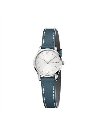 Calvin Klein Green Endless Leather Watch