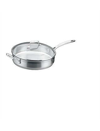Impact Stainless Steel Saute Pan 28cm