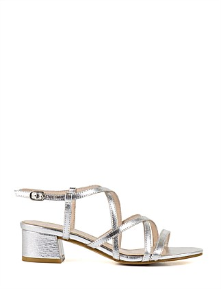 Trilby Low Strappy Sandal
