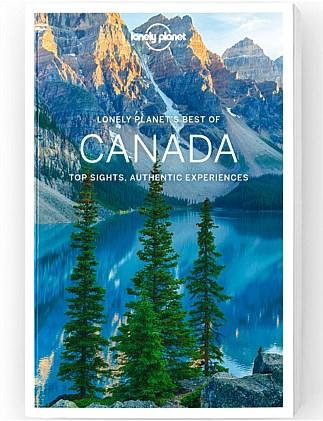 Best of Canada Travel Guide - 1st Edition