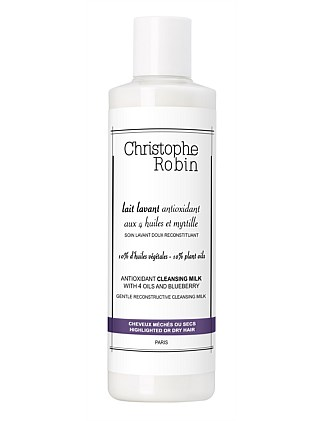 Antioxidant cleansing milk with 4 oils and blueberry 400ml