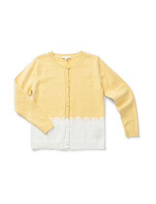 Girls Knitted Cardigan (4-12Y)