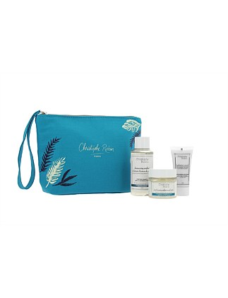 Purifying travel kit