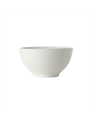 White Basics New Rice Bowl 12.5cm