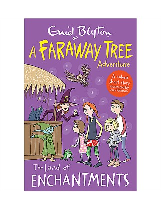 A Faraway Adventure: The Land Of Enchantments