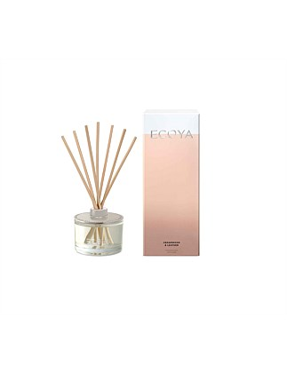 Reed Diffuser - Cedarwood & Leather