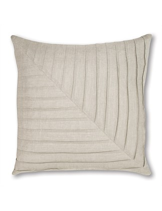 Pleat Natural Cushion