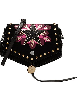 Arrow Axu Arrow Cross Body With Flower Print
