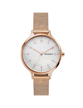 Anita Rose Gold Watch