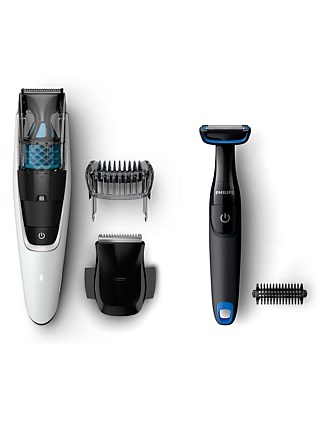 BT7204 Series 7000 Beard Trimmer with Body Groomer