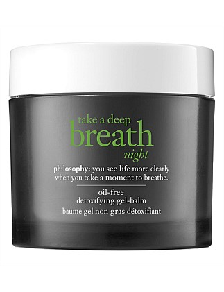 Take A Deep Breath Night Moisturizer 60ml