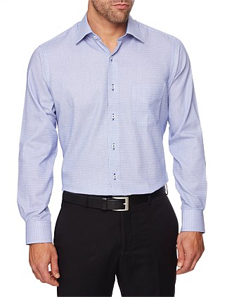 Adonis Textured Shirt - City Tailored Fit