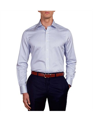 Fine Stripe Contemporary Fit Shirt