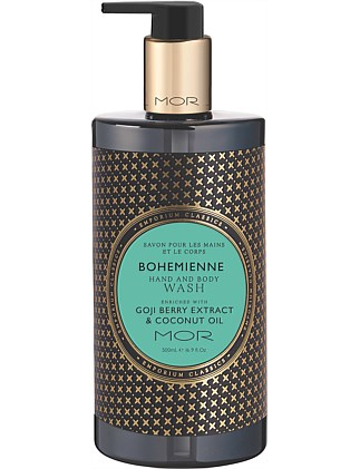 Hand & Body Wash 500ml Bohemienne